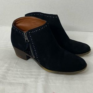 Lucky Brand Booties Ankle Boots sz 7